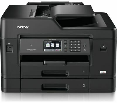 BROTHER MFCJ6930DW All-in-One Wireless A3 Inkjet Printer with Fax - Currys