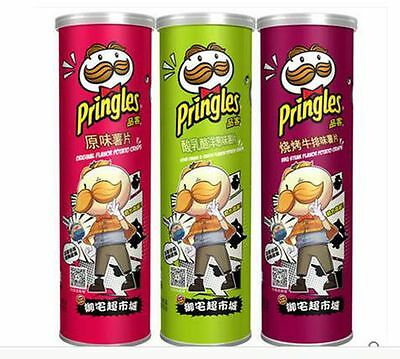 3 packs Pringles Chips from China