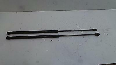 2013 Vauxhall Corsa D 5 Door Pair of Genuine Tailgate Gas Struts 13182309