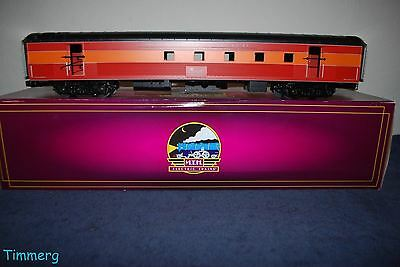 MTH Premier 20-68239 Southern Pacific Streamlined RPO Passenger Car Ribbed MIB *