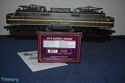 MTH 20-5531-1 New Haven #372 EP-5 Electric Engine w/Proto-Sound 2.0 **