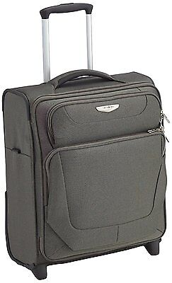 SAMSONITE Spark Upright 50/18, Rock Grey, Trolley, Hand Luggage, 50x40x20cm