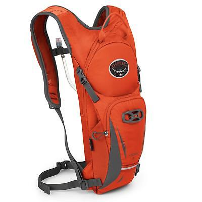 Osprey Viper 3 Mountain Biking Hydration Pack - Blaze Orange