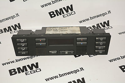 BMW E39 5 Series Air Conditioning Climate Control Panel 6902548