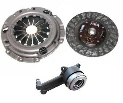 Ford Ka 1.3 02-08 Complete New Clutch Kit & Release Bearing Slave Cylinder