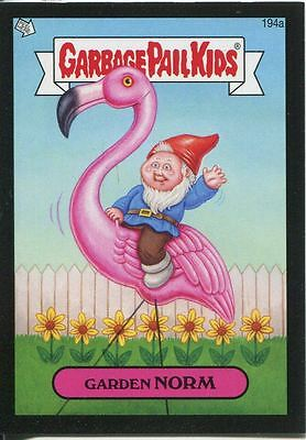 Garbage Pail Kids Mini Cards 2013 Base Card 34b Realistic Ralph