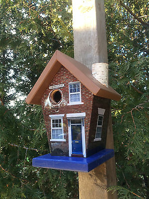 Coronation Street Bird House