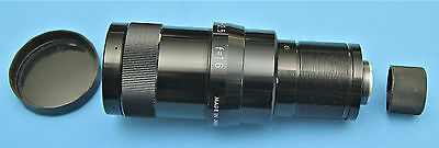 TELEX 1.5-2.5 f1.6 16mm ZOOM PROJECTION LENS