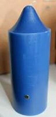 Partylite 3 x 7 BLUEBERRY Pillar Candle