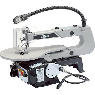 Draper FS405V Variable Speed Fretsaw 240v