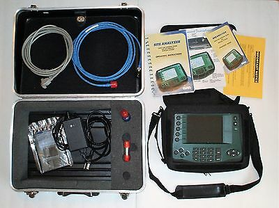 BIRD SA-2000 Site Analyzer Cable & Antenna Tester 806-2000MHz Systems