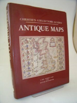 Antique Maps: Christie's Collector's Guide VERY GOOD CONDITION