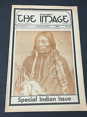 L.A. Image underground newspaper 1969 Who Hendrix Newport Pop CCR
