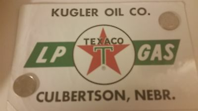 # 33    Oil field Stickers Mudd stickers decals Large vintage  70's 80's
