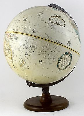 "Replogle 12"" Diameter Globe World Classic Series with Wooden Base"