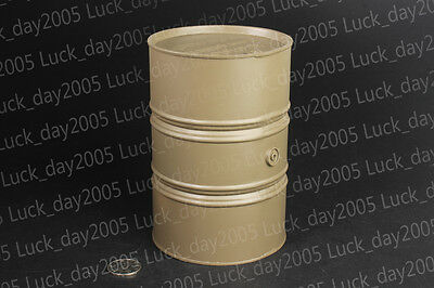 Scale store Scene WWII German Gasoline Can 1//6 Grey Version