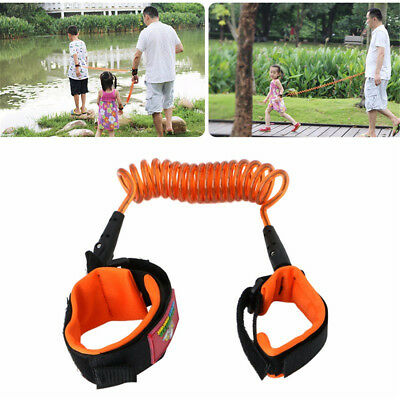 2XKids Toddler Baby Safety Walking Anti-lost Harness Strap Wrist Leash Hand Belt
