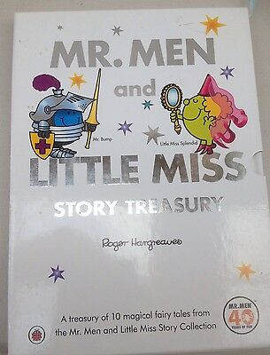 Mr Men And Little Miss Story Treasury - Box Set Children's  Book