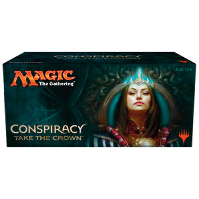 Magic the Gathering Conspiracy: Take the Crown