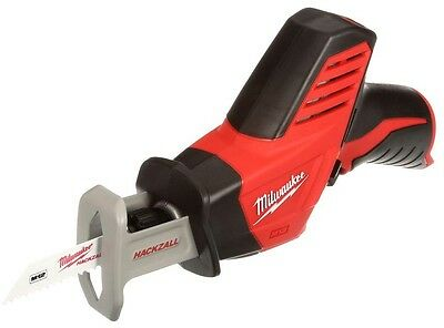 Milwaukee Heavy-Duty Cordless Reciprocating Saw Hackzall M12 (Tool-Only)