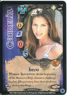 Buffy TVS CCG Limited Class Of 99 Rare Card #167 Make It A Double