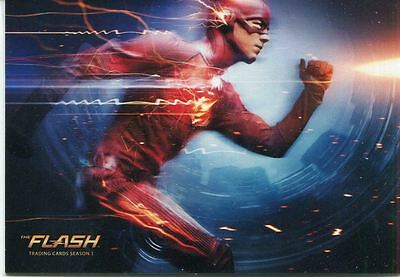 The Flash Season 1 Complete 72 Card Base Set