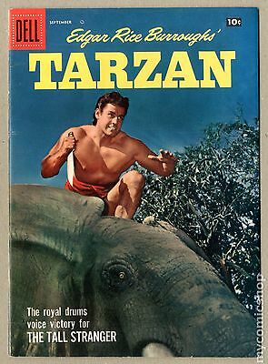 Tarzan (1948-1972 Dell/Gold Key) #96 FN/VF 7.0