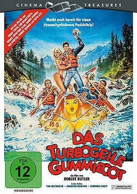 Dvd * Das Turbogeile Gummiboot - Up The Creek # Neu Ovp ""