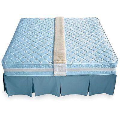 Used Once? ~TWIN DOUB:ER~ Create a King Bed w/ 2 Twin Mattresses