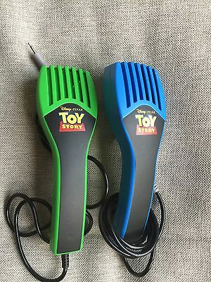 MICRO Scalextric Throttles Toy Story Woody and Buzz