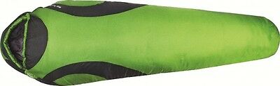 SERENITY 350 lime Sleeping Bag OUTDOOR 3-4 Season Mummy STYLE SUMMER / WINTER