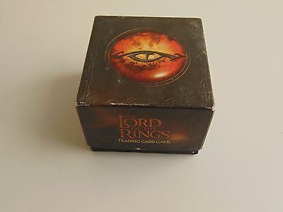 Lord of the Rings Trading Card Game - Box of Cards and Counters