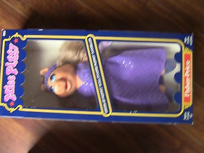 Vintage, new in box, Miss Piggy dress up muppet doll