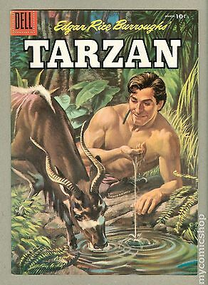 Tarzan (1948-1972 Dell/Gold Key) #78 FN/VF 7.0
