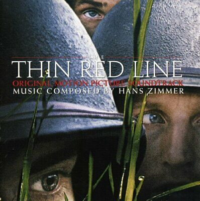 Various Artists - Thin Red Line (Original Soundtrack) [New CD] Germany - Import