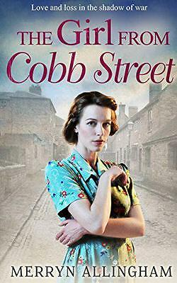 The Girl from Cobb Street (Daisys War 1), Allingham, Merryn | Paperback Book | 9
