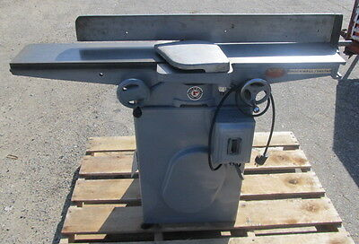 Rockwell 37-220, 6 inch Jointer. Single phase. Very nice condition!