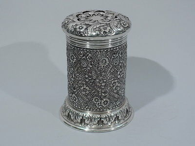 Tiffany Shaker - 9329 - Antique - American Sterling Silver - C 1887