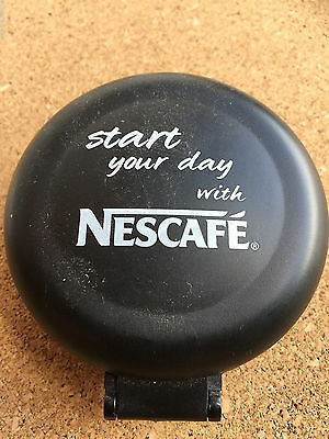 nescafe TRAVEL ALARM CLOCK promo item