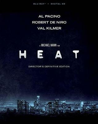 Heat Used - Very Good Blu-Ray Disc