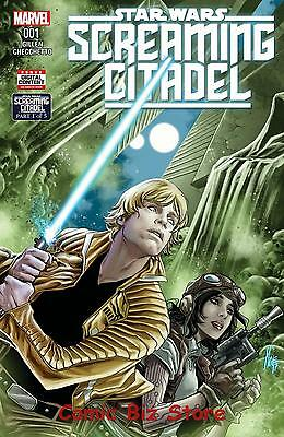 Star Wars Screaming Citadel #1 (2017) 1St Printing Bagged & Boarded