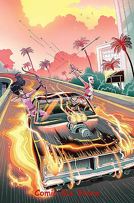 Gwenpool #15 (2017) 1St Printing Bagged & Boarded