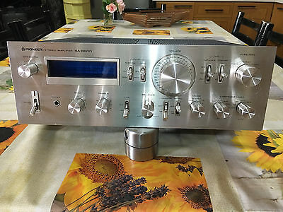 Amplificatore vintage Pioneer SA-8800 80W a canale!