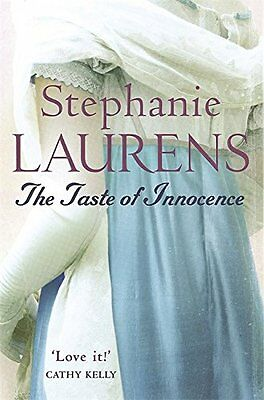 The Taste of Innocence (Bar Cynster), Stephanie Laurens | Paperback Book | Good