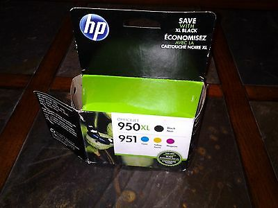 HP Officejet 950xl and 951 EMPTY Ink Cartridges