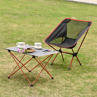Lightweight Outdoor Camping Barbecue Fishing Quick Folding Chair Seat Stool