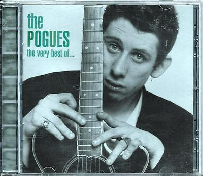 The Pogues *the Very Best Of* 2001 Compilation Cd Like New
