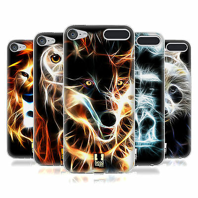 HEAD CASE DESIGNS WILDFIRE SOFT GEL CASE FOR APPLE iPOD TOUCH MP3