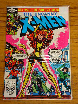 X-Men Uncanny #157 Marvel Comics Phoenix Reborn May 1982