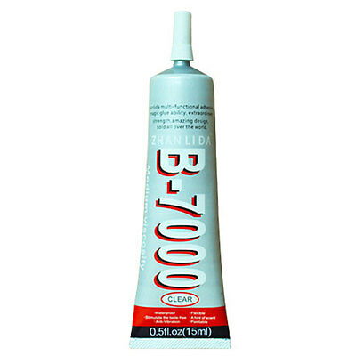 B-7000 15ml Glue Multi-Purpose Adhesive Super Power Strong Sticky LCD New